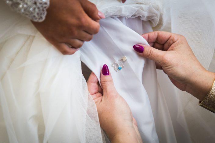 bridal preparation in Byron Bay