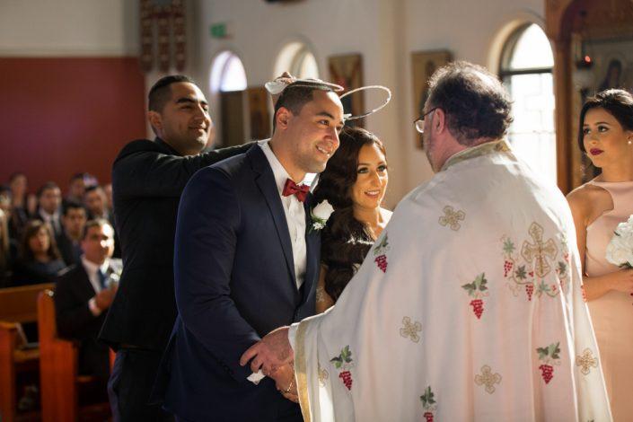 church wedding in Byron Bay