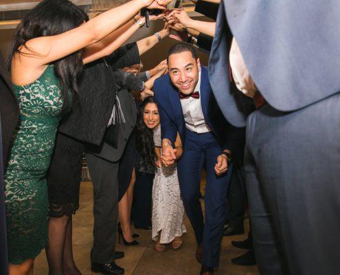 Gold Coast wedding reception