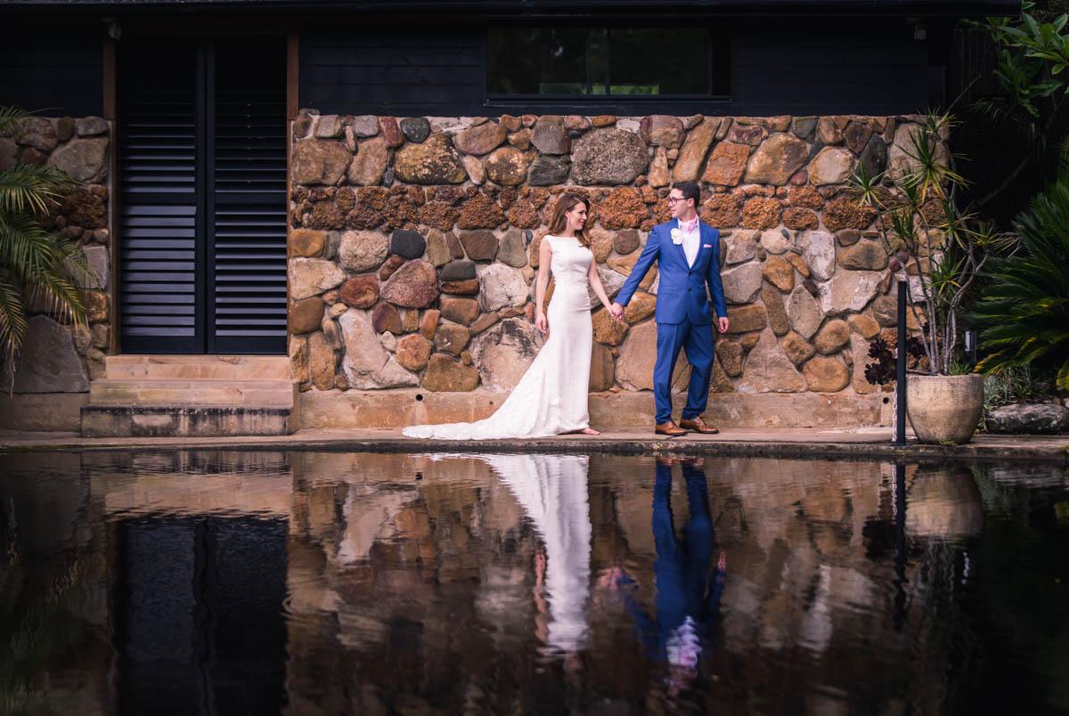 Creative wedding photographer in Brisbane