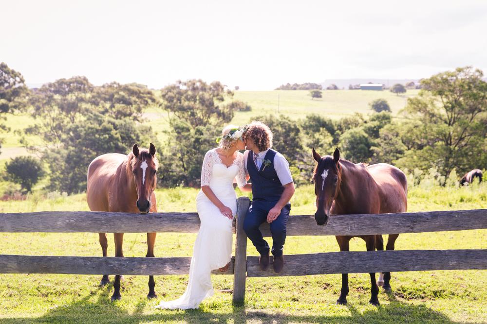 wedding ceremony in sunshine coast