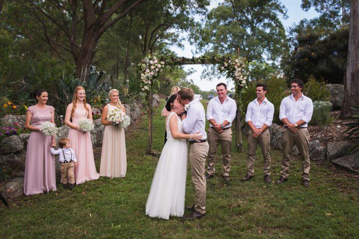 wedding ceremony in brisbane
