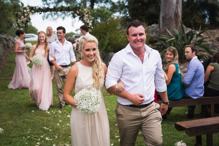 group wedding photo for Brisbane wedding
