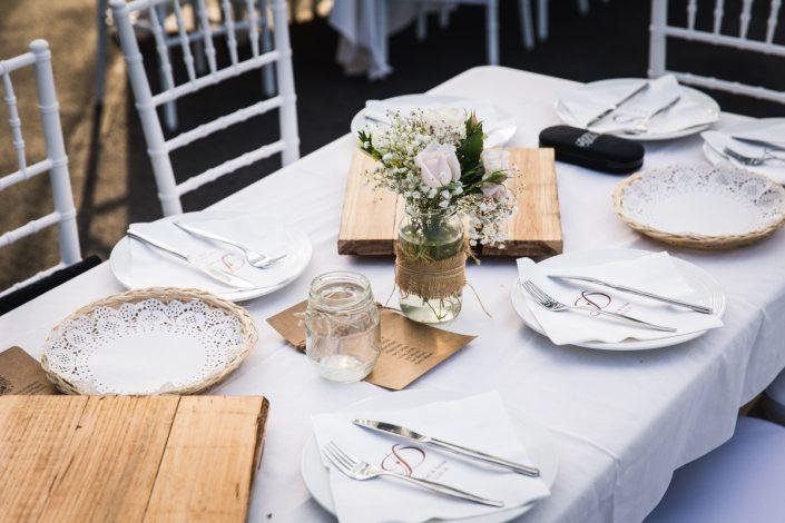 wedding at private estate in brisbane