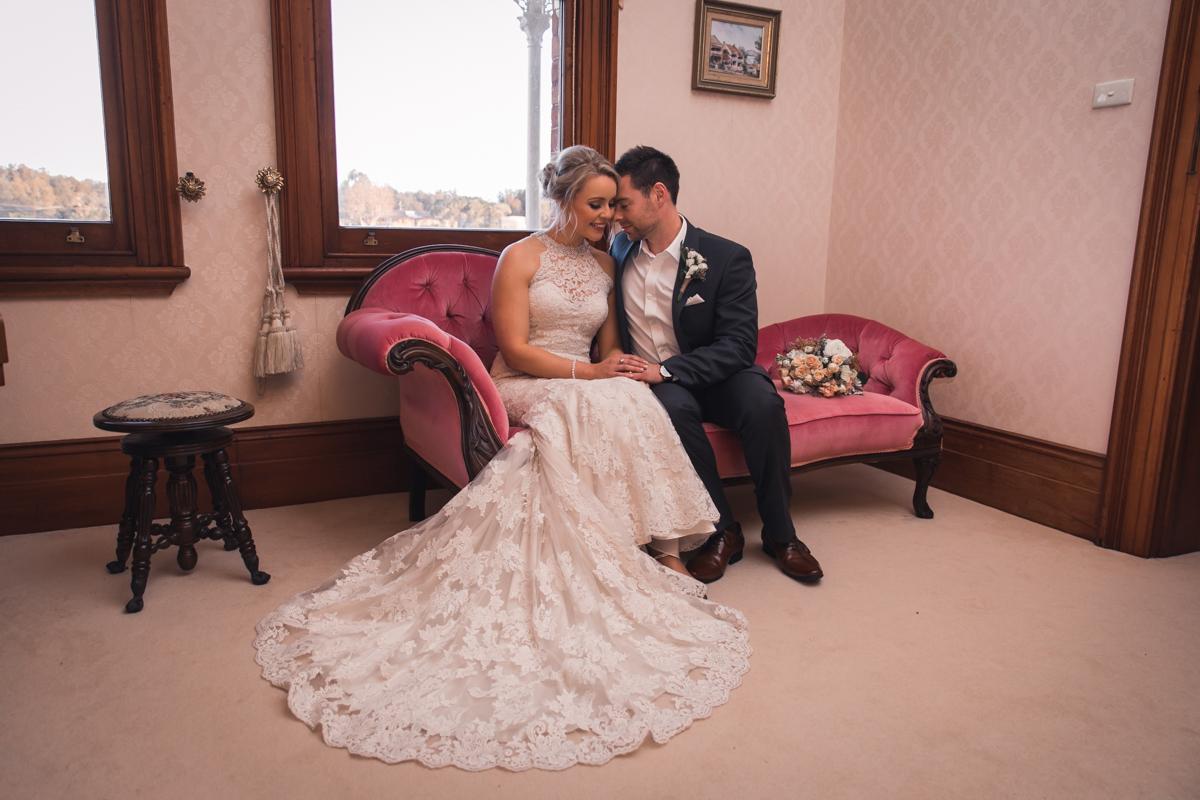 Creative wedding photography in Brisbane