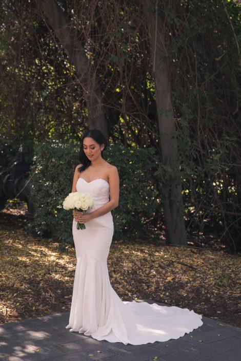 bride preparation for wedding
