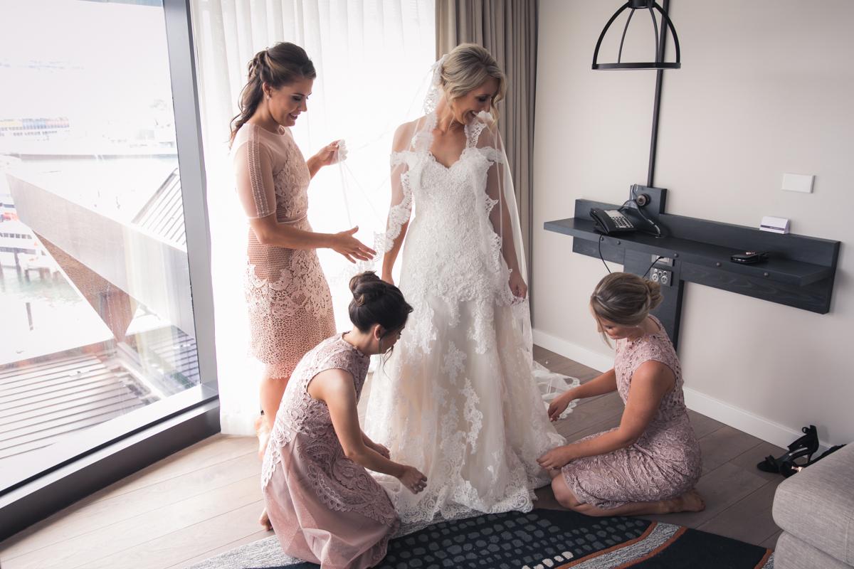 bridal dressing in Brisbane