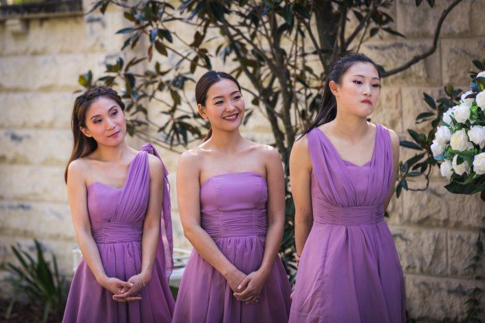 fun and natural wedding photography