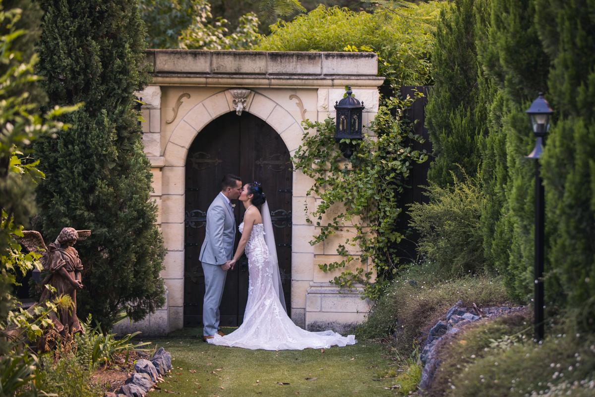 Evergreen Garden Venue for weddings