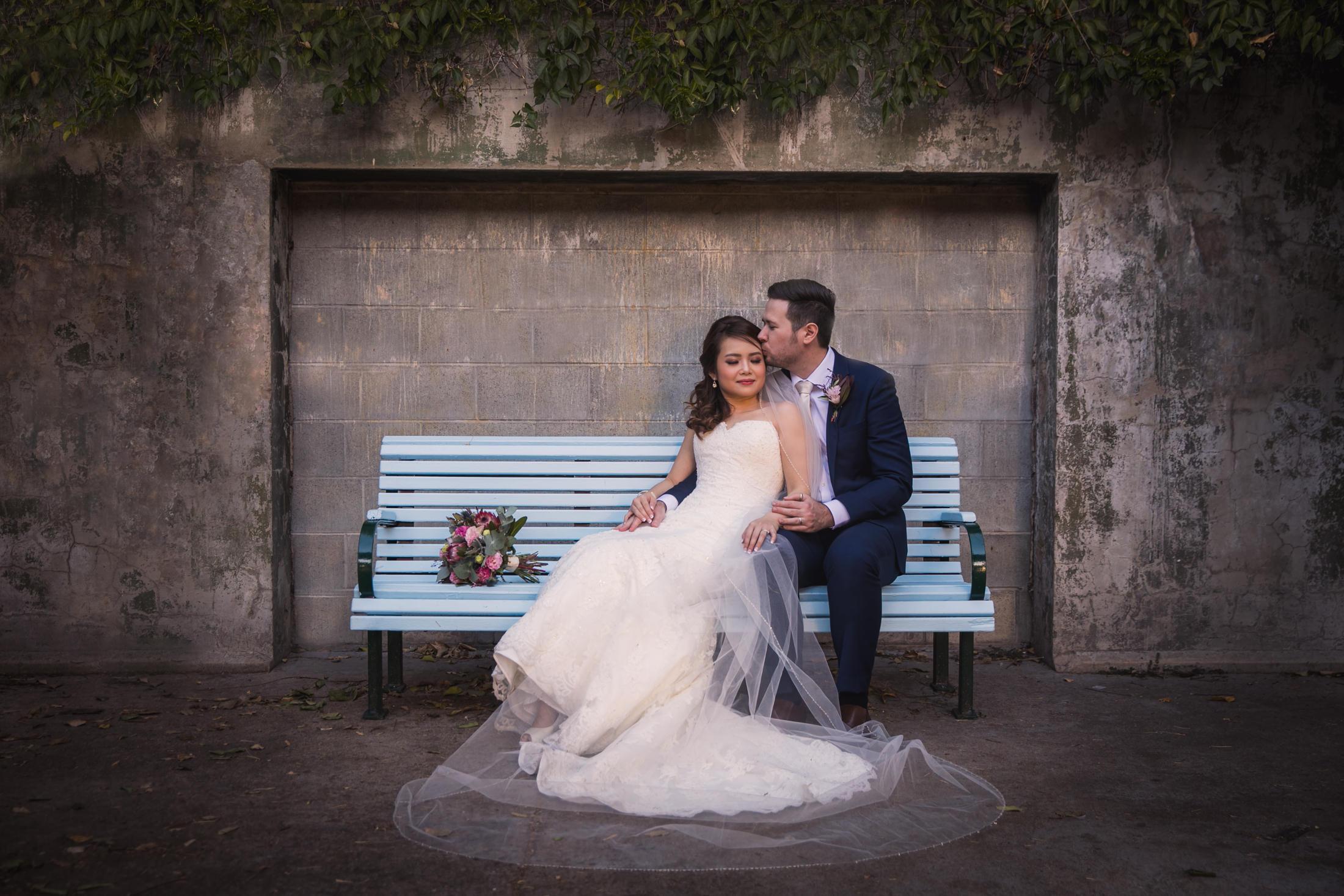 Wedding photography new farm park