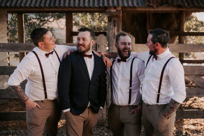 Best Toowoomba wedding photographer