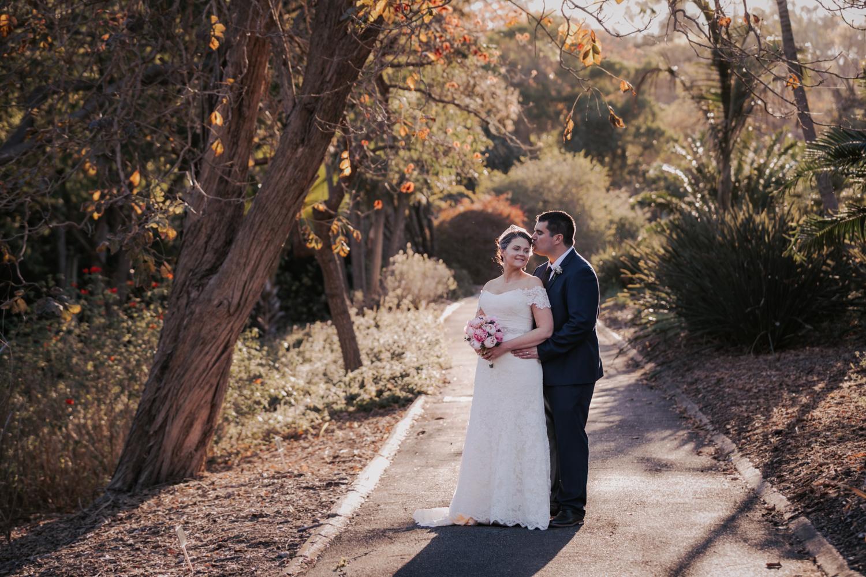 Mt Coot-tha Botanical Gardens for weddings
