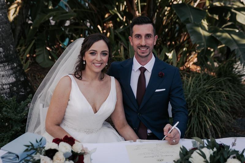 Broadbeach wedding photos