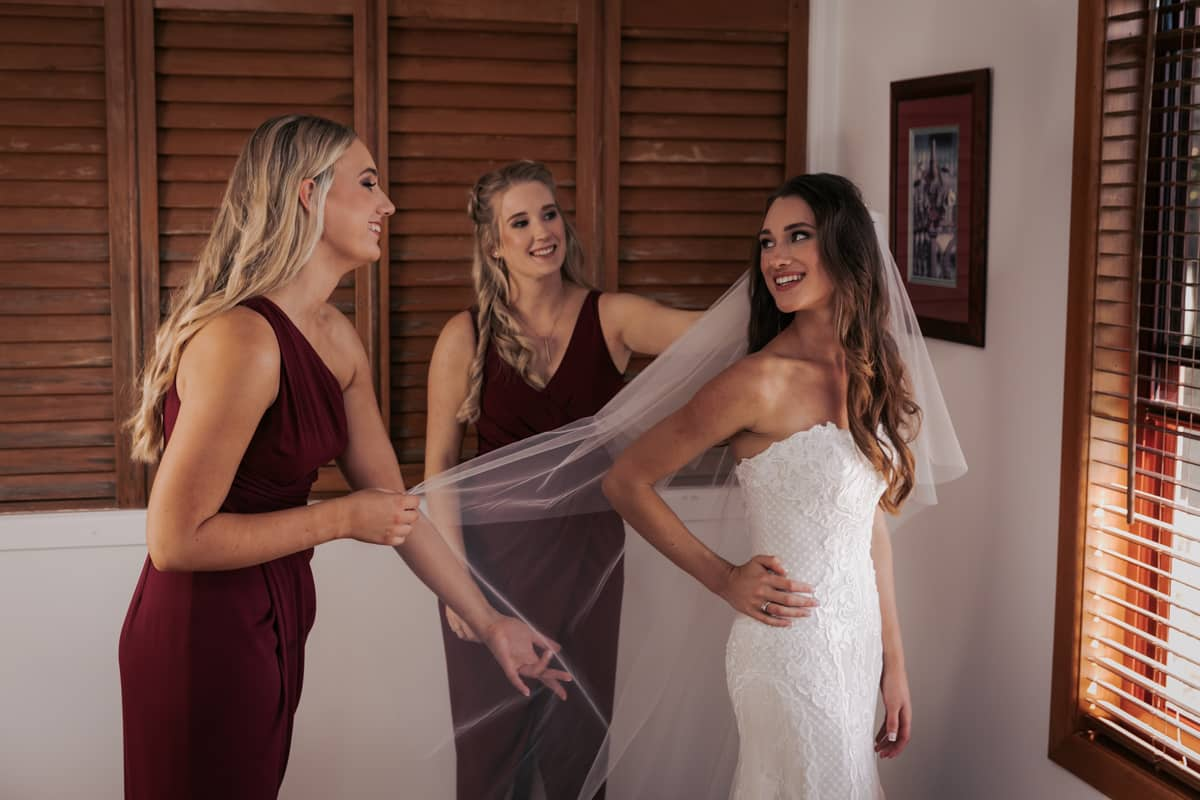 Indooroopilly wedding photography