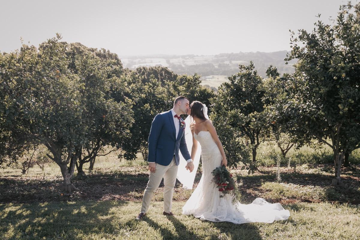 Weddings in Tamborine Mountain