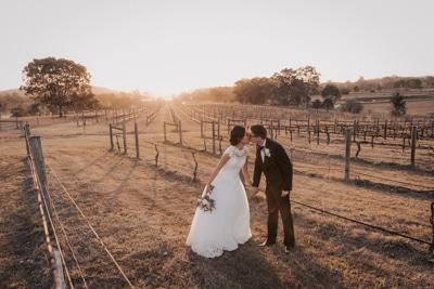 Robina wedding photo