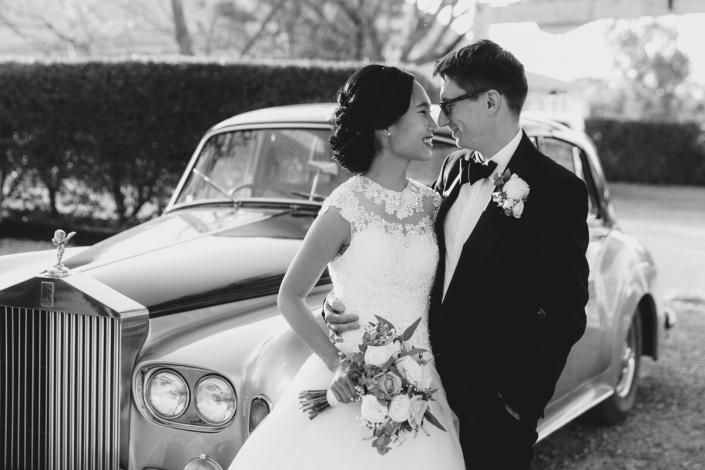 Mount Coot-Tha Wedding Photographer
